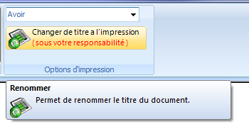 Renommer le document
